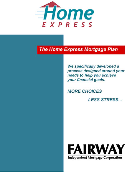 Home Express Mortgage Plan